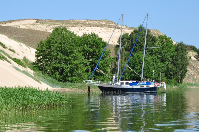 Jacht Mont  - 1