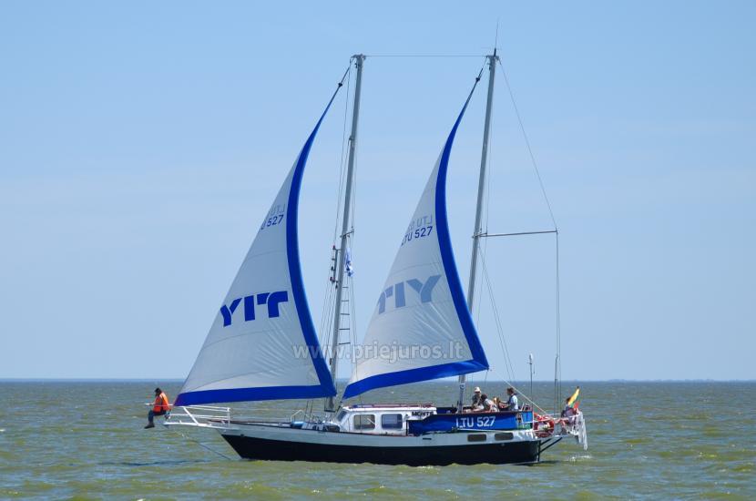Jacht Mont  - 3
