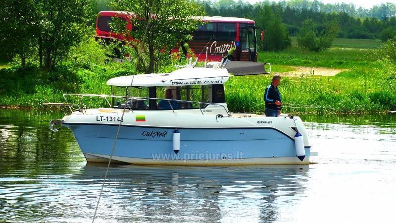 8-osobowa łódź Luknele