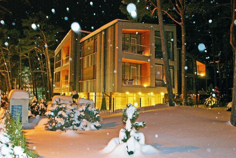 Wakacje na Nowy Rok - dom goscinny w Palanga Astuoni **** - 2