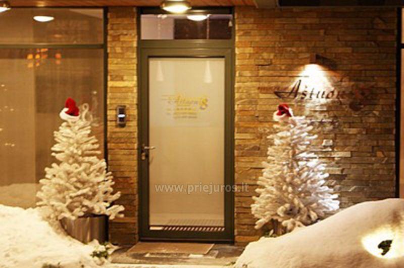 Wakacje na Nowy Rok - dom goscinny w Palanga Astuoni **** - 1