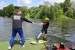 Obozy aktywny kemping dla dzieci i młodzieży nad morzem i Zalewem Kurońskim - 9