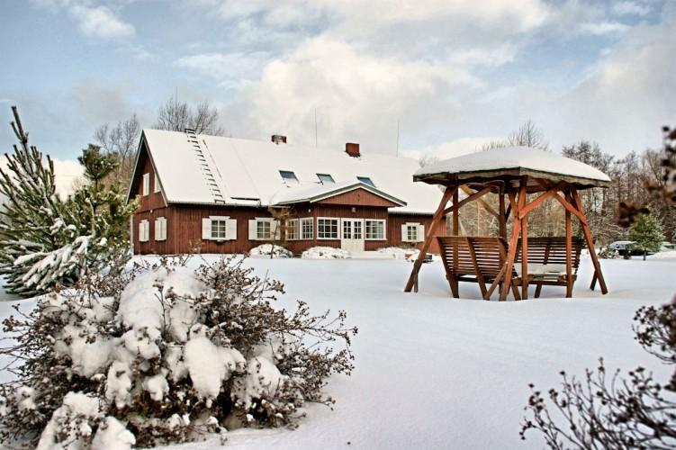 Gospodarstwo nad morzem w Karkle  (12 km od Kłajpedy) na seminaria, obozy, biesiady - 2