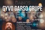 Zespół dźwiękowy na żywo - najpopularniejsze utwory Vytautasa Kernagisa