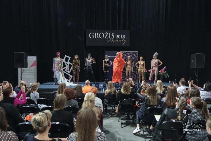 """Wystawy """"Beauty 2019"""" i """"Style 2019"""" w Kłajpedzie"""