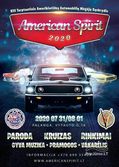 American Spirit 2021 30-31 lipca