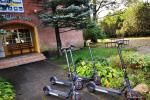 Wynajem rowerów i hulajnóg elektrycznych w Karklė Karklės kopos