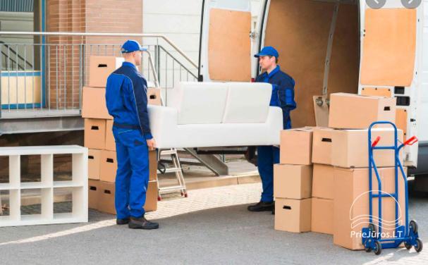 NERINGOS PERVEŽIMAI - Przewóz ładunków, usługi przeprowadzkowe - 3
