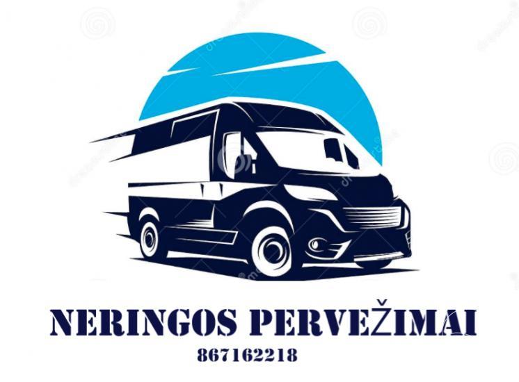 NERINGOS PERVEŽIMAI - Przewóz ładunków, usługi przeprowadzkowe - 1