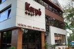 """Bar-restauracja w Poladze w Hotele """"Kerpe"""" ***"""