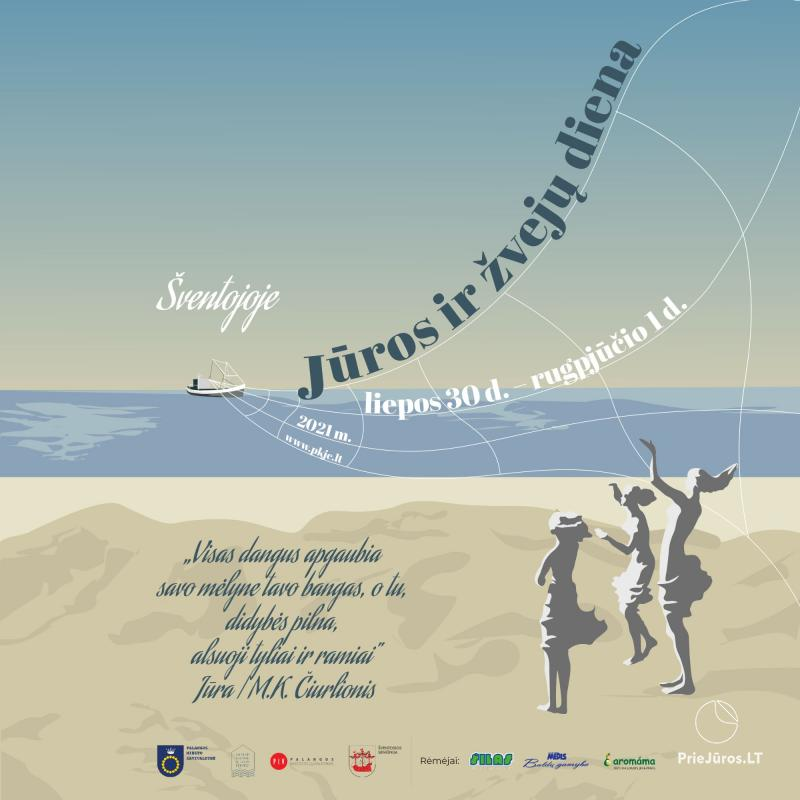 Sea and fishermen's day in Sventoji (Palanga)