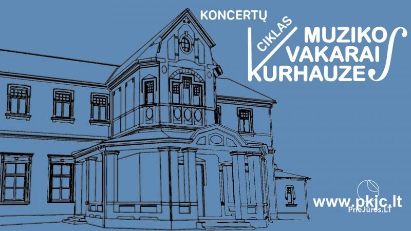 Giedriaus Kuprevičiaus concert