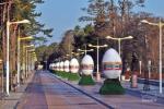 Wielkanoc w Połądze. Easter-egg Święto Aleja 2019 10-27 kwietnia