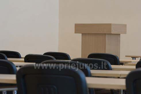 Sale konferencyjne w Zuvedra Palangos hotelu - 2