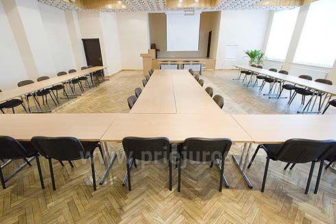 Sale konferencyjne w Zuvedra Palangos hotelu - 3