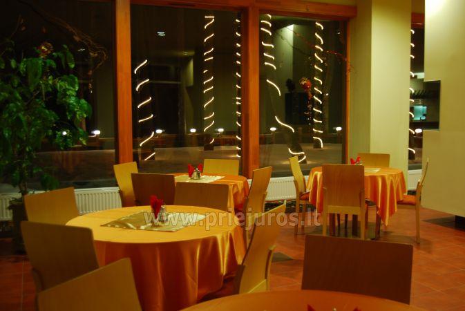 Sale konferencyjne w Zuvedra Palangos hotelu - 6