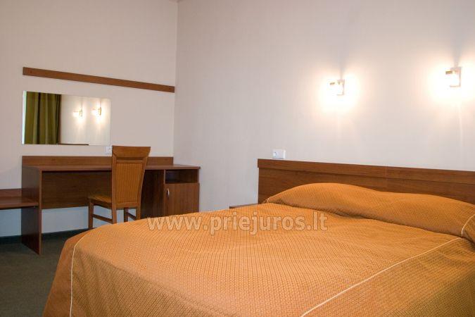 Sale konferencyjne w Zuvedra Palangos hotelu - 7
