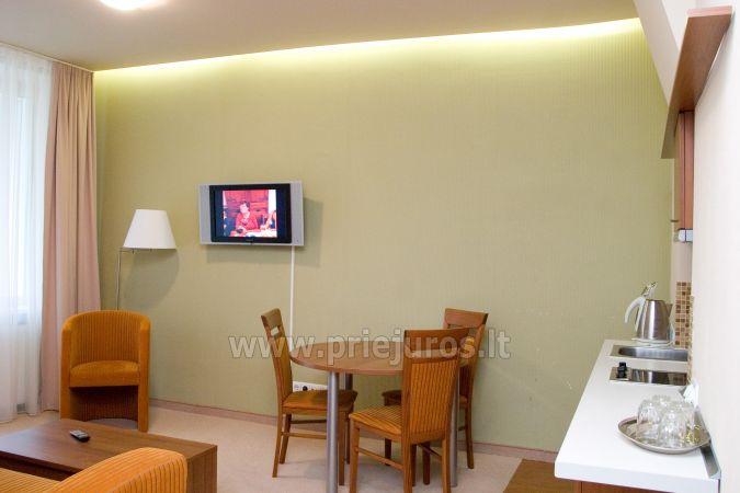 Sale konferencyjne w Zuvedra Palangos hotelu - 8