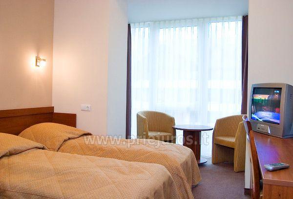 Sale konferencyjne w Zuvedra Palangos hotelu - 11