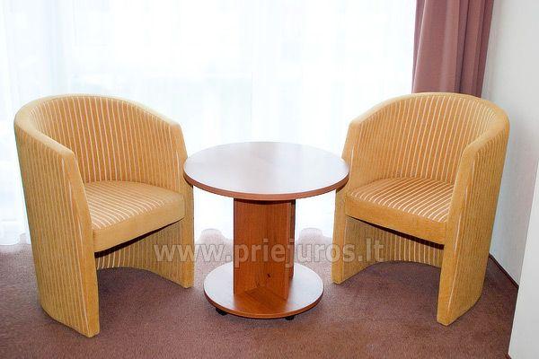 Sale konferencyjne w Zuvedra Palangos hotelu - 12