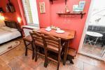 """Jednopokojowe mieszkanie """"Mara"""" dla dwóch osób z balkonem (21 mkw.). Kopu 11-11A, Nida - 4"""