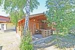 Drewniane domki letniskowe z wyposażeniem - 1
