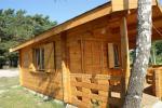 Drewniany domek letniskowy jednopokojowy - 5