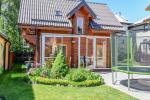 Drewniany dom wakacyjny dla 2 rodzin - 3