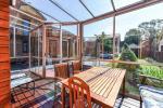 Drewniany dom wakacyjny dla 2 rodzin - 6