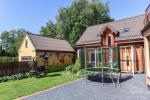 Drewniany dom wakacyjny dla 2 rodzin - 2