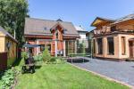 Drewniany dom wakacyjny dla 2 rodzin - 1