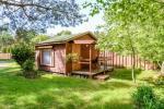 Drewniane domy wakacyjne - 1