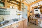 Domek z sauną i dwiema sypialniami - 14