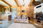 Domek z sauną i dwiema sypialniami - 16