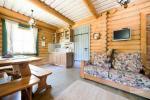 Domek z sauną i dwiema sypialniami - 17