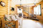 Domek z sauną i dwiema sypialniami - 19