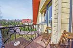 Nr 1 Dwupokojowy apartament z kuchnią i balkonem - 10