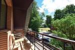 Pokój dwuosobowy z dodatkowym łóżkiem, kuchnia, balkon na drugim piętrze - 10