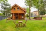Wooden summerhouse - 1