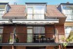 Apartament czteroosobowy z 1 sypialnią, balkonem i kominkiem Nr. 3, dom Nr. 2 - 17