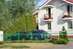 Prywatny dziedziniec z ogrodem, miejsce do biesiadowania, zadaszenie, plac zabaw dla dzieci, parking wiele - 4