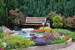 Prywatny dziedziniec z ogrodem, miejsce do biesiadowania, zadaszenie, plac zabaw dla dzieci, parking wiele - 12