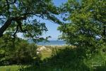 Ścieżka rowerowa nad morzem - około 300 m od willi - 3