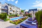 New (40 sqm) apartment in a new complex with swimming pool - 14
