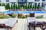 New (40 sqm) apartment in a new complex with swimming pool - 16