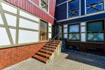 """2. Apartament """"Purvynės 51"""" w Nidzie. Spokojna lokalizacja w pobliżu Mierzei lagunie, osobne wejście, pierwsze piętro. Purvynes 51 - 4"""
