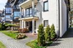 "1. Apartament ""Nida Lotmiškio Apartment"" z osobnym wejściem i tarasem w Nida, Taikos 7-2 - 2"