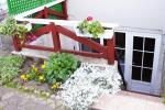Nr. 2 Pokój dwuosobowy (+2) w piwnicy z osobnym wejściem od strony podwórza oraz z pergolą - 3