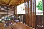 Dwupokojowy domek wakacyjny dla maksymalnie 5 osób z tarasem - 5